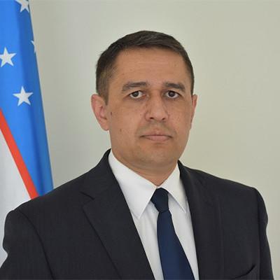 H.E. Kadambay Sultanov
